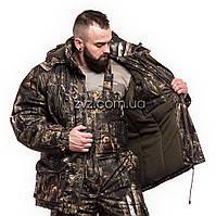 """Зимний костюм """"Отаман"""" алова, камуфляж Медведь (48-62 размеры), фото 1"""