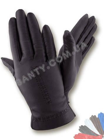 Женские перчатки на шерстяной подкладке, модель 321, фото 2