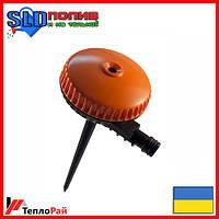 Улитка под коннектор с колышком ⌀ 9 см SLD (6 шт)