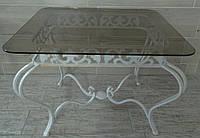 Стіл прямокутний скло Стол прямоугольный стекло