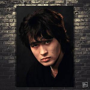 """Постер Виктор Цой и группа """"Кино"""" (60x85см)"""