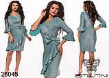Женское платье в большом размере р.48-54, фото 2