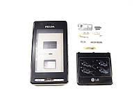 Корпус для LG KE 850 Prada Black (Нigh Сopy/Качество AAA)