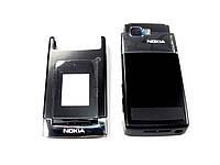 Корпус для Nokia N76 Black (Нigh Сopy/Качество A)
