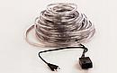 Дюрлайт светодиодная гирлянда шланг 240Led 10метров внутренний / внешний - уличный, фото 3
