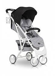 Детская прогулочная коляска Euro-Cart Volt Pro anthracite, графит (8892)