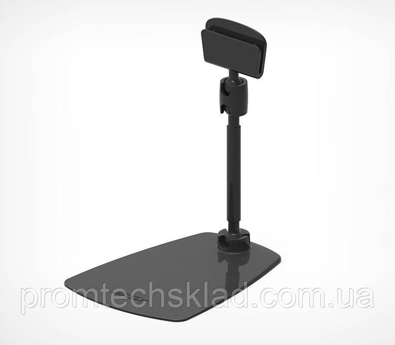 Шарнирный ценникодержатель FOT-CLIP-100, черный