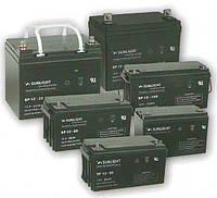 Аккумуляторная батарея Sunlight SP 12 - 55