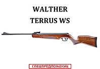 Пневматическая винтовка Walther Terrus WS, фото 1