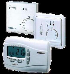 Инфракрасный обогреватель с терморегулятором встроенным или внешним?