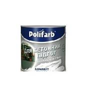 Краска органоразбавляемая POLIFARB АКРИЛБЕТ для бетонных полов, 3,5кг