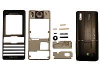 Корпус для Sony-Ericsson K770 (Нigh Сopy/Качество AAA)