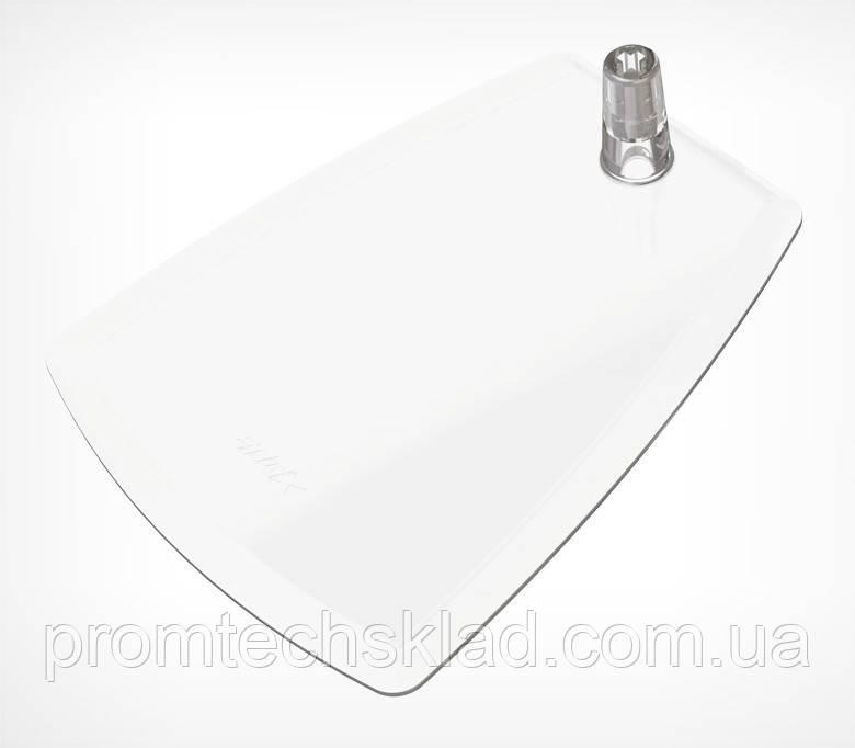 DELI-FOT-ST, пластиковая подставка под иголку. Цвет прозрачный.