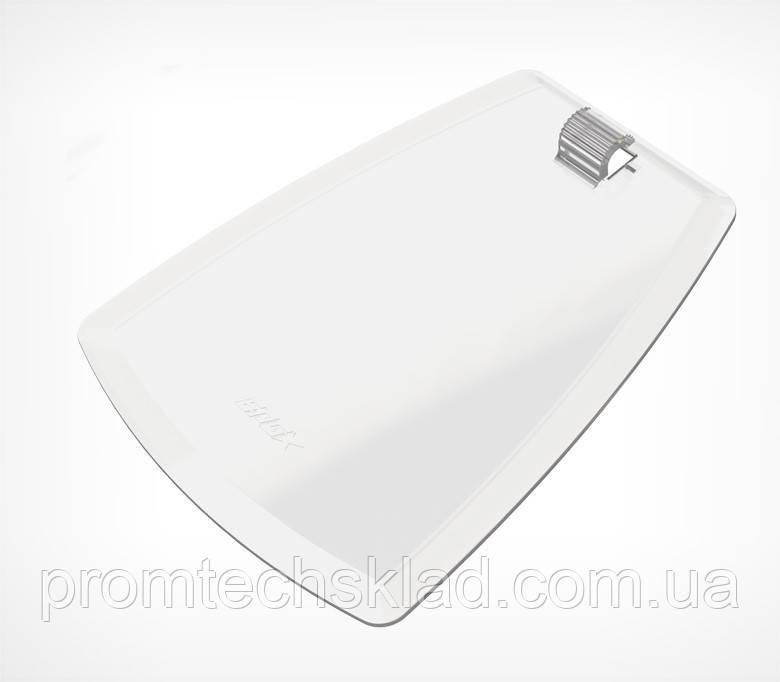 DELI-FOT-UNBO, пластиковая подставка с креплением под DELI-UNBO. Цвет белый.