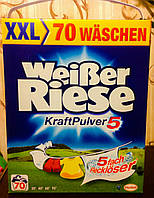 Порошок для белого Weiber Riese 4,9 кг  от Henkel.  , фото 1