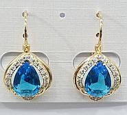 Оптом ювелирные позолоченные украшения и бижутерия Xuping. Серьги, браслеты, кулоны.