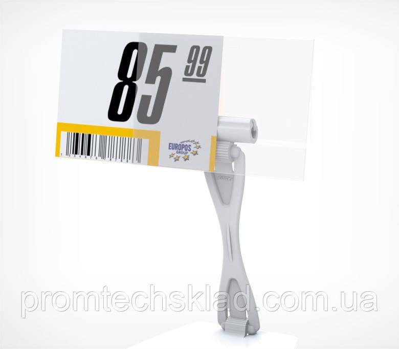 Карман - ценникодержатель DELI - PRICER 70 × 40.