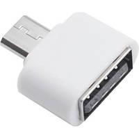 Переходник с micro USB на USB 2.0 для OTG-устройств