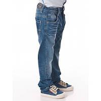 Модные Детские Джинсы  Для Мальчиков В Синем Цвете Brums Италия. Обеспечат Комфорт И Стильный Внешний Вид