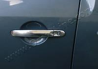 Хром накладки на ручки Volkswagen Caddy (2004 - ...)