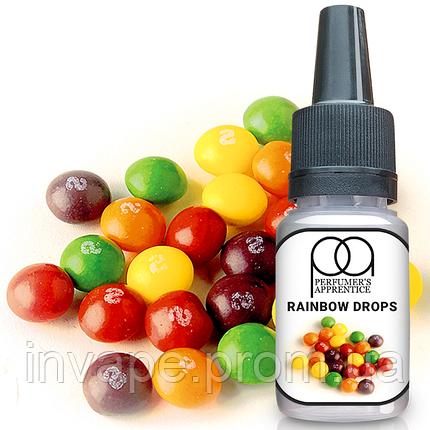 Ароматизатор TPA Rainbow Drops (NF) (Капли Радуги) 5мл, фото 2