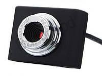 Веб-Камера портативная с подсветкой USB 2.0