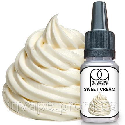 Ароматизатор TPA Sweet Cream (Сладкий крем) 5мл, фото 2