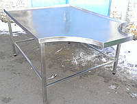 Формовочный стол 2000х1200 (усиленный)из нержавеющей стали, фото 1