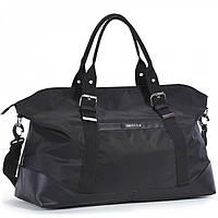 Cумка Dolly 773 дорожная, спортивная багажная 44 см* 25 см * 16 см три цвета Черный, фото 1