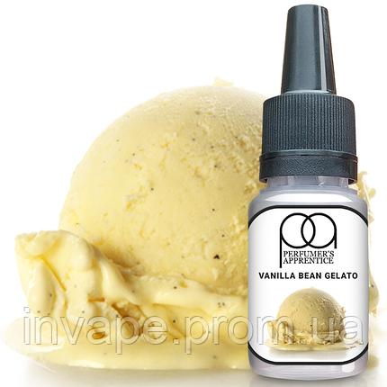 Ароматизатор TPA Vanilla Bean Gelato (Ванильное мороженое Гелато) 5мл, фото 2