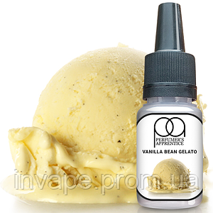 Ароматизатор TPA Vanilla Bean Gelato (Ванильное мороженое Гелато) 5мл