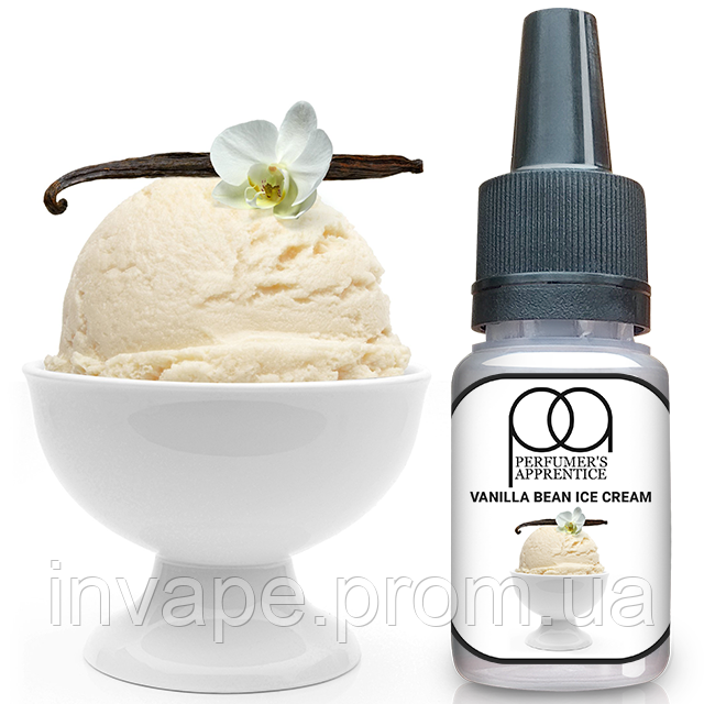 Ароматизатор TPA Vanilla Bean Ice Cream (Ванильное мороженое) 5мл