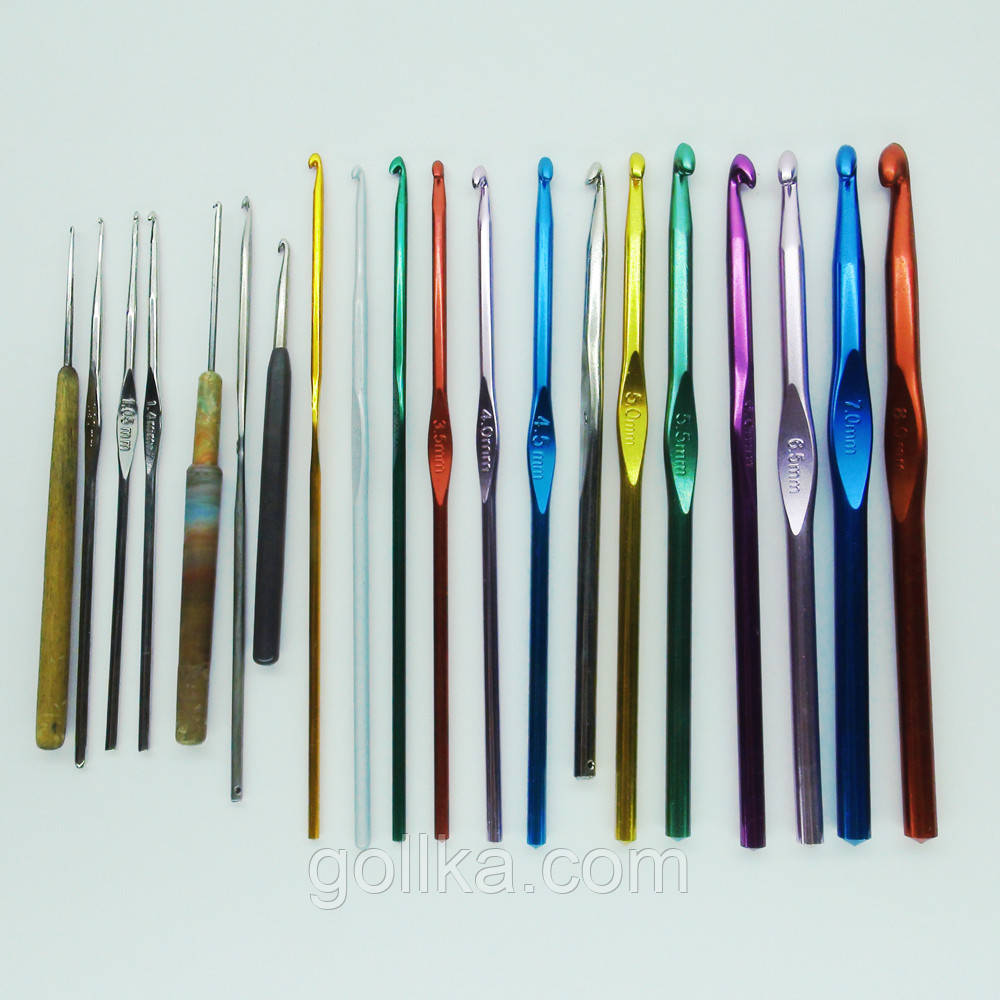 крючок для вязания в категории спицы крючки и аксессуары для