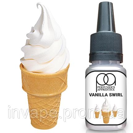 Ароматизатор TPA Vanilla Swirl (Ванильный вихрь) 5мл, фото 2