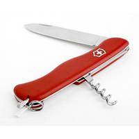 Victorinox Викторинокс нож Alpineer 5 предметов 111 мм красный нейлон