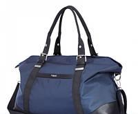 Cумка Dolly 773 дорожная, спортивная багажная 44 см* 25 см * 16 см три цвета Синий, фото 1