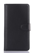 Кожаный чехол-книжка для  Huawei Honor 4C