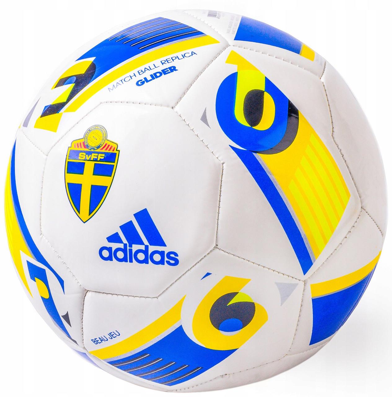 Мяч футбольный Addias Baue Jeu AP9595 Size 4