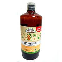 Шампунь для сухих волос Зелёная аптека (липовый цвет и облепиховое масло) 1л