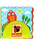 Книга детская Ферма Macik для купания