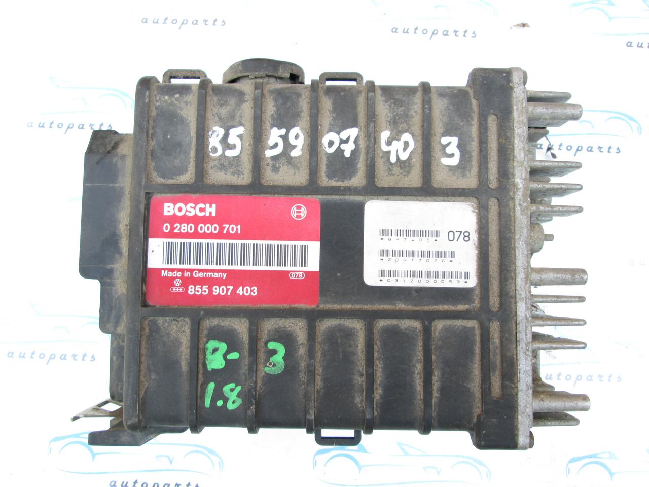 Блок управления VAG 0280000701, 855907403