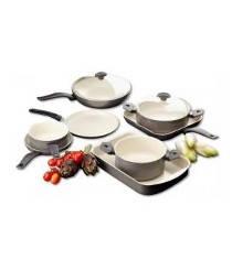 Как следует использовать посуду с керамическим покрытием и как за ней ухаживать?