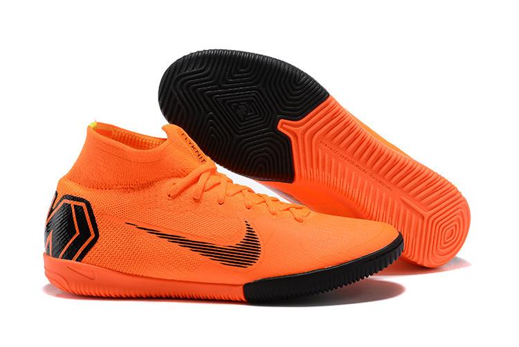 Футзалки Nike Mercurial c носком 1110