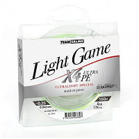 Шнур TEAM SALMO LIGHT GAME X4 ULTRA PE 100 m (5014)