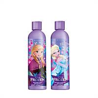 Детский набор AVON Disney Frozen 2в1. (гель д/душа+шампунь д/волос)