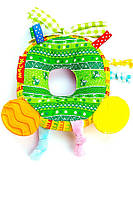 Подвеска детская Масiк бублик с прорезывателем