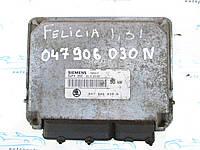 Блок управления VAG 5WP4352, 047906030N