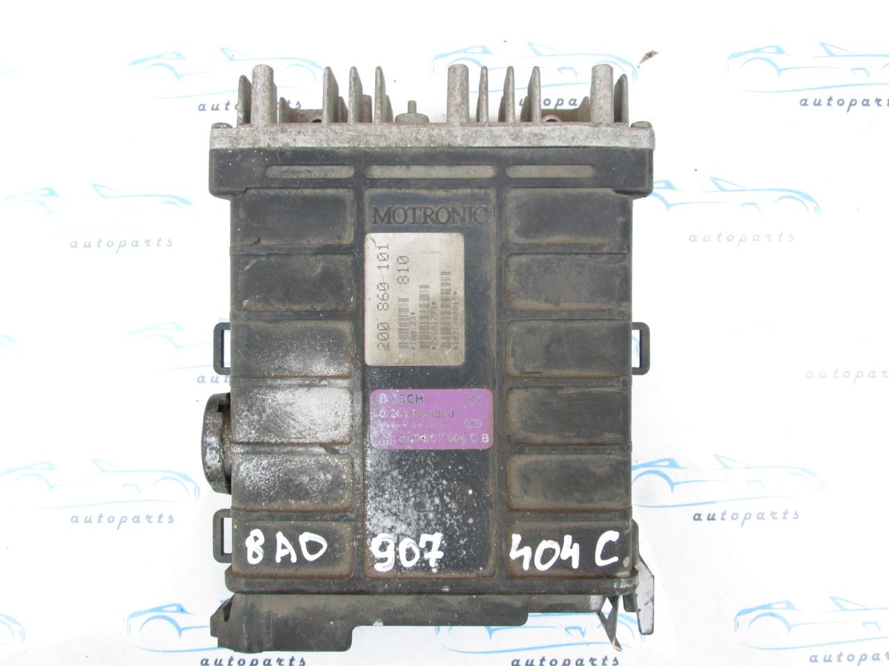 Блок управления VAG 0261200860, 8A0907404 CB