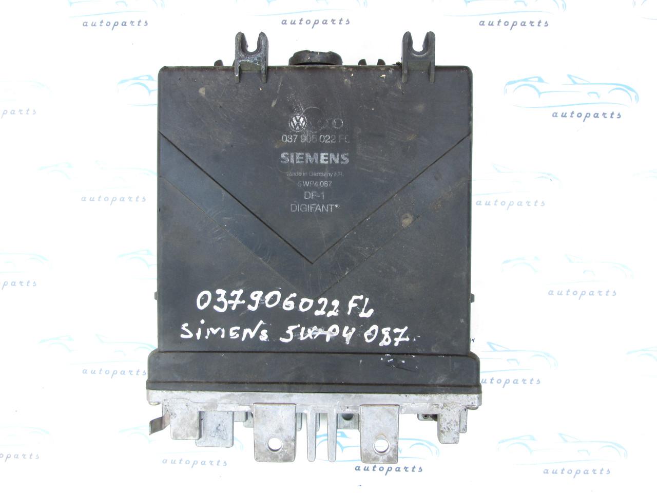 Блок управления VAG 037906022 FL, 5WP4087
