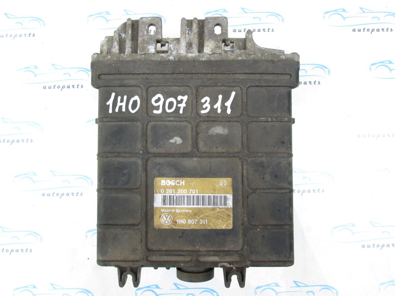 Блок управления VAG 0261200701, 1H0907311